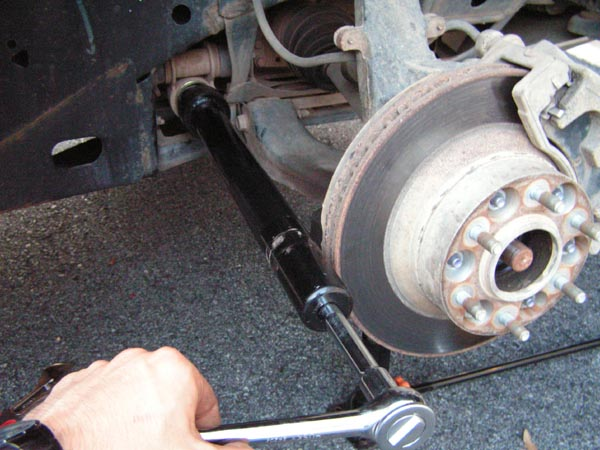 Offroadtb Com Tie Rod Replacement Inner And Outer